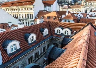 Aria_exterier pohled na prazsky hrad